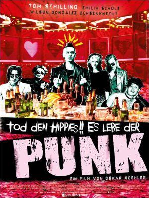 Tod den Hippies - Es lebe der Punk! 20150326 Kino - Poster