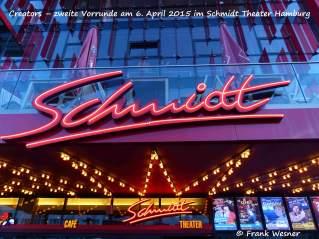 Schmidt Theater Hamburg © Frank Wesner