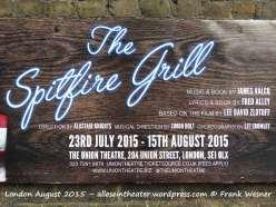 Spitfire Grill, The - Union Theatre London
