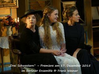 Drei Schwestern 20151215 119 Berliner Ensemble (c) Frank Wesner_