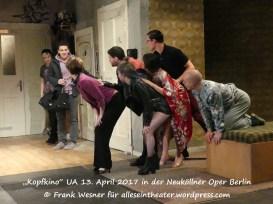 """""""Kopfkino"""" UA 13. April 2017 in der Neuköllner Oper Berlin © Frank Wesner"""
