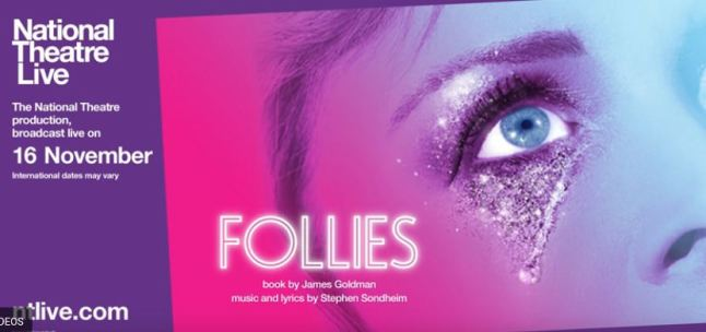 Follies National Theatre London - 16 November_