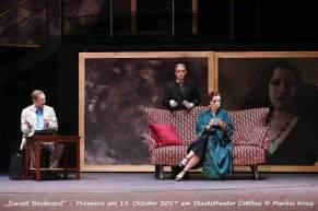 """""""Sunset Boulevard"""" – Premiere am 14. Oktober 2017 am Staatstheater Cottbus © Marlies Kross"""