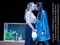 """Versetzung"" – Uraufführung am 17. November 2017 in den Kammerspielen, Deutsches Theater Berlin © Frank Wesner"