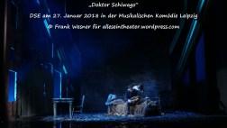 """""""Doktor Schiwago"""" – DSE am 27. Januar 2018 in der Musikalischen Komödie Leipzig © Frank Wesner"""