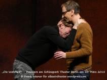 """""""Die Wahrheit"""" – Premiere am Schlosspark Theater Berlin am 10. März 2018 © Frank Wesner"""