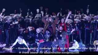 """Candide"" – Premiere am 24. November 2018 an der Komischen Oper Berlin © Frank Wesner"