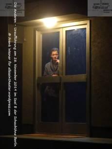 Die Anderen - Uraufführung am 28. November 2019 im Saal B der Schaubühne Berlin © Frank Wesner